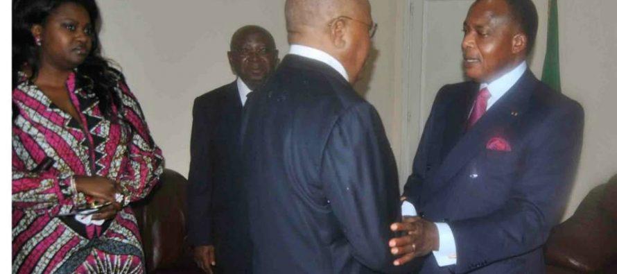 RDC : Sassou Nguesso à Kinshasa pour convaincre Tshisekedi à participer au dialogue