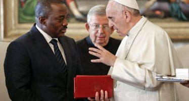 RDC : Ce que le Pape François a dit à Joseph Kabila