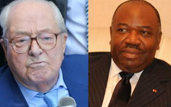 Présidentielle au Gabon : Jean-Marie Le Pen félicite Ali Bongo Ondimba pour sa réélection