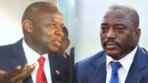 Joseph Kabila et Vital Kamerhe