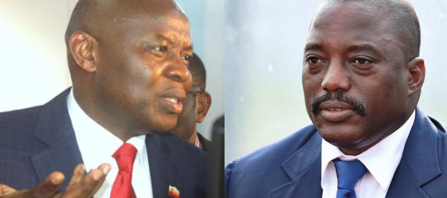 RDC: la majorité n'a pas demandé un 3e mandat pour Joseph Kabila, affirme Vital Kamerhe