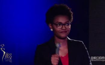 """""""L'homme blanc est plus intelligent que l'homme noir"""" dixit  Dorcas Dienda la candidate du concours Miss RDC"""