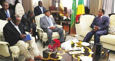 Dialogue politique en RDC : Denis Sassou-N'Guesso offre ses bons offices