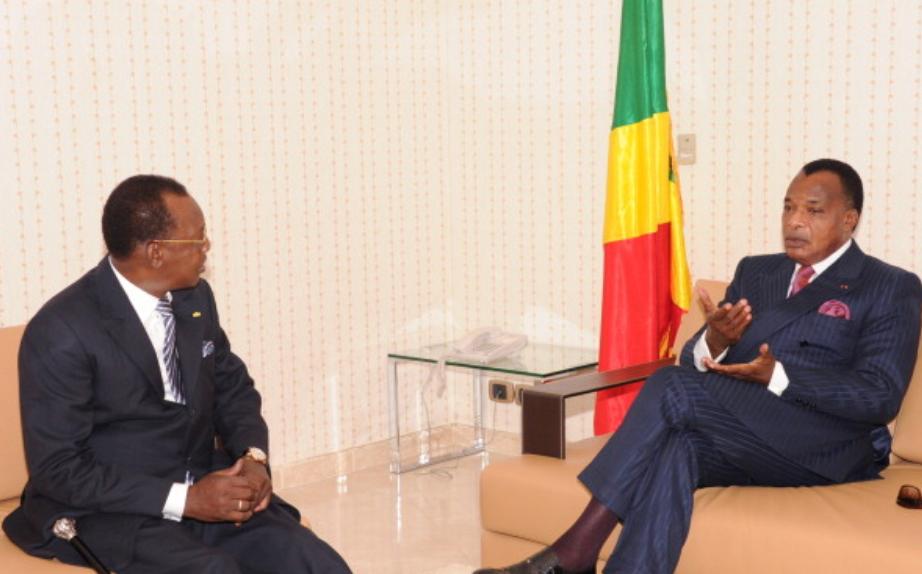Sassou et Deby
