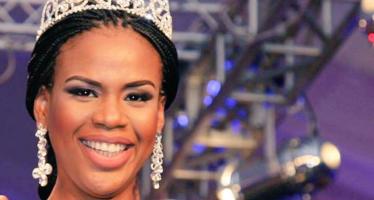 Beauté : Mlle Andrea Moloto, couronnée Miss RD Congo 2016
