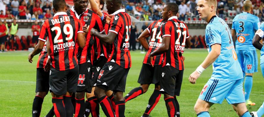 France – Ligue 1 : Nice renverse Marseille avec un doublé de Mario Balotelli
