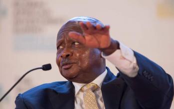 Trois hommes arrêtés pour avoir volé des vaches au président ougandais Museveni