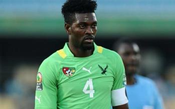 Lyon a refoulé Adebayor car il voulait jouer la Coupe d'Afrique des Nations 2017 avec le Togo