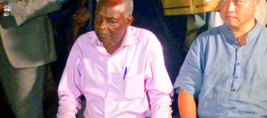 Congo : un Chinois et son complice en prison pour exercice illégal de médecine