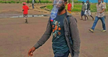 Insolite – RDC : Les kinois ont développé le mécanisme pour faire face aux gaz lacrymogènes