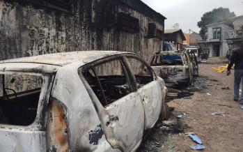 RD Congo : le siège de l'UDPS incendié