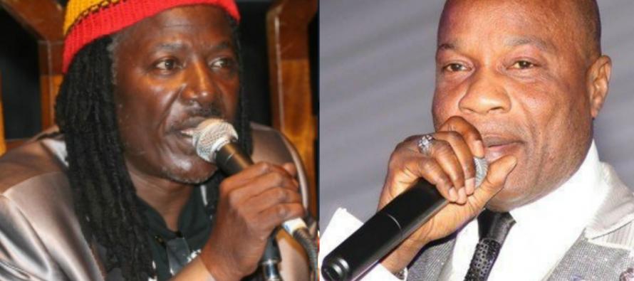 La star congolaise de la rumba, Koffi Olomidé traite le reggaeman ivoirien Alpha Blondy de «drogué»