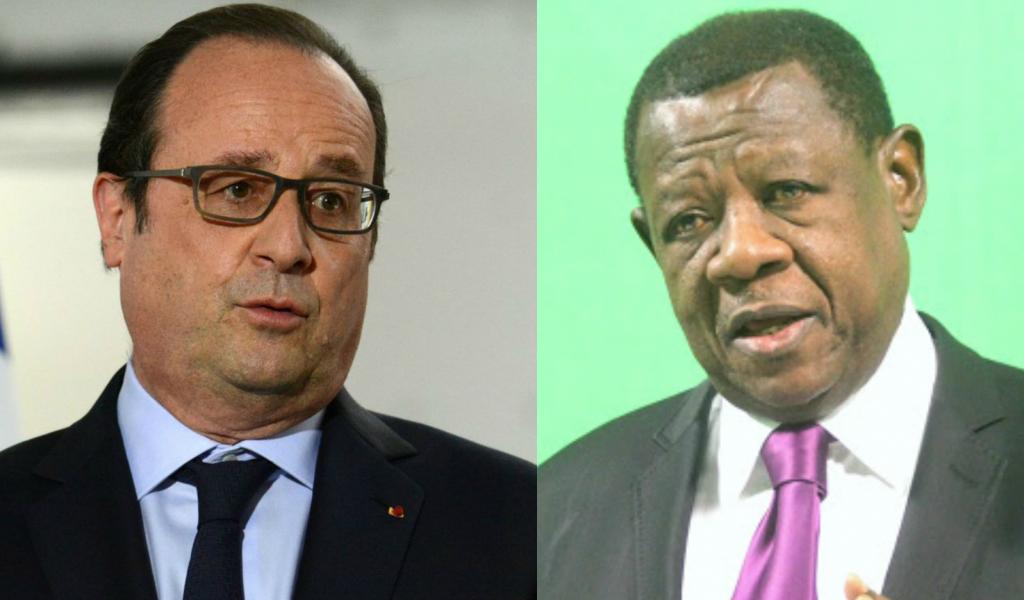 Mende répond à Hollande