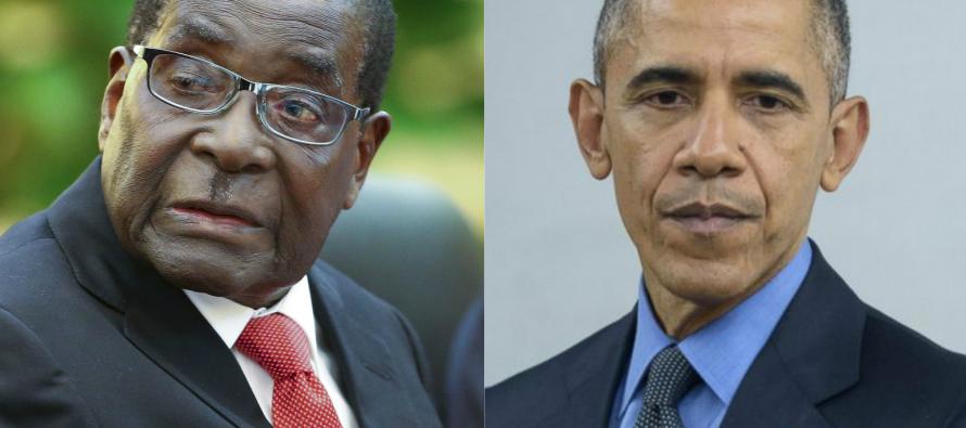 Robert Mugabé à Obama: « au lieu qu'on se marie, nous pourrions marier nos enfants »