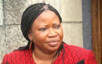 Violences en RDC : la procureure de la CPI, Fatou Bensouda… «Je n'hésiterai pas…»