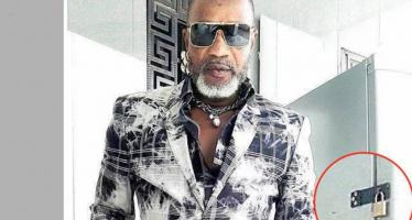 La star congolaise de la rumba, Koffi Olomide «cadenasse sa nourriture»