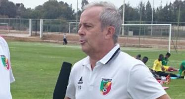 Congo : Le sélectionneur, Pierre Lechantre préfère des joueurs locaux motivés aux professionnels non motivés