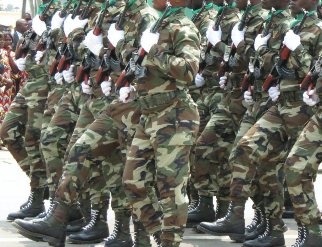 des Forces armées congolaises (
