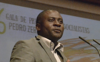 Le Congolais Bakala Kimani reçoit le prix Afro-socialiste en Espagne