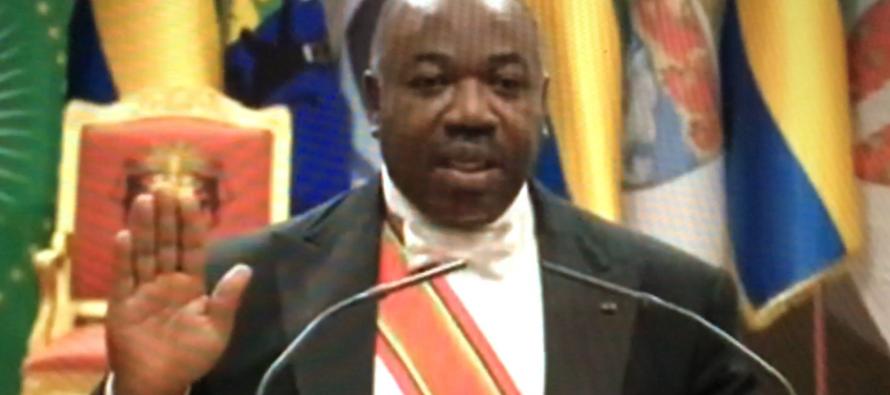 Ali Bongo a prêté serment – «Je jure de consacrer toutes mes forces au bien du peuple gabonais»
