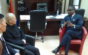 Congo : Bientôt un centre de montage des équipements médicaux à Pointe-Noire