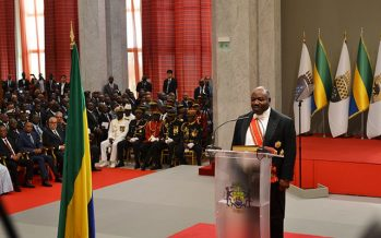 Le président Ali Bongo appelle à des réformes constitutionnelles au Gabon