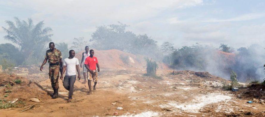 Bénin: explosion dans une décharge, au moins deux morts et des dizaines de blessés