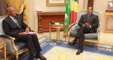 Congo-ONU: des échanges entre Sassou N'Guesso et Abdoulaye Bathily sur la sécurité en Afrique centrale