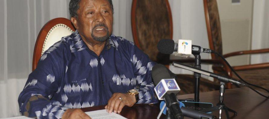 Réélection d'Ali Bongo au Gabon: Jean Ping dit au peuple de «rester mobilisé», «vigilant» «Je ne reculerai pas»