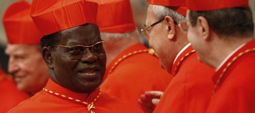 «La RDC n'est pas une plantation qu'un président a reçu de son père pour autant décider ce qu'il veut en faire» Monsengwo