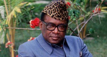 RDC : 7 septembre, il y a 19 ans s'éteignait le puissant Maréchal Mobutu