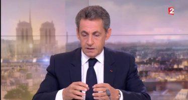 Nicolas Sarkozy prédit un envahissement de la France  par les «Africains»