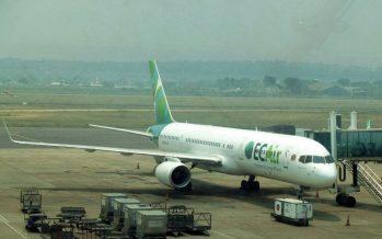 Congo : les avions d'ECAir pourront reprendre le trafic