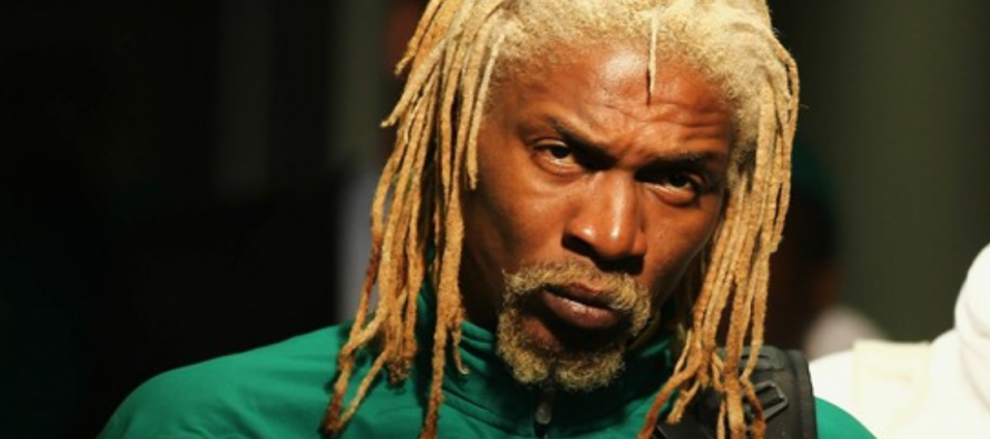 L'ancien capitaine des Lions indomptables Rigobert Song victime d'un AVC