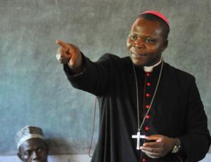 Centrafrique: Mgr Dieudonné Nzapalainga, le premier cardinal centrafricain de l'histoire