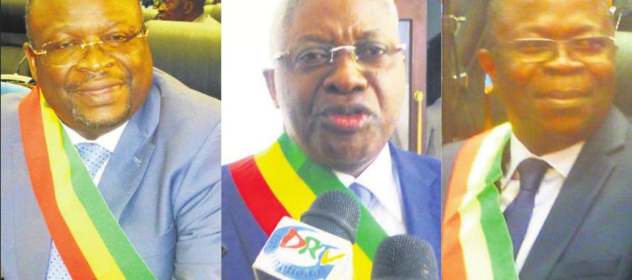Congo : après plusieurs mois d'absence, kolelas, Mabio et Tsaty Mabiala font leur retour à l'Hémicycle
