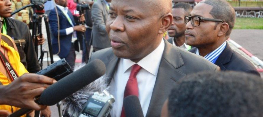 VIDÉO – Élection présidentielle en RDC prévue pour le 37 Juillet 2018, selon Vital Kamerhe