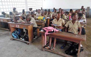 Pointe-Noire : Des parents en difficulté de payer les frais d'écolage dans les écoles privées