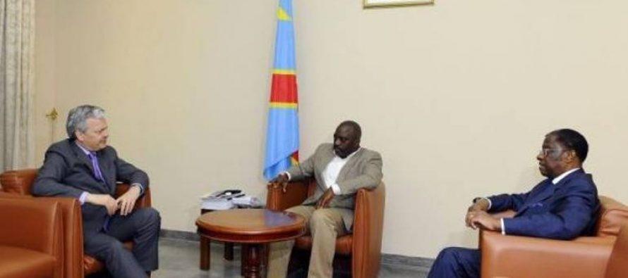 La Belgique limite la durée des visas octroyés aux dirigeants de la RDC