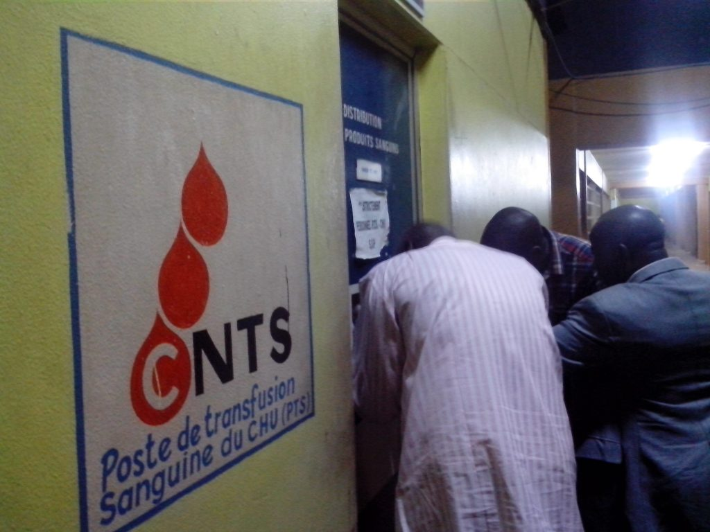 Centre national de transfusion sanguine (CNTS)