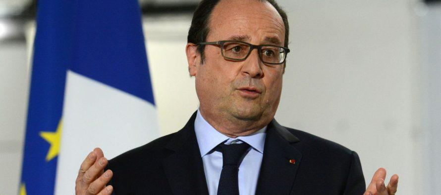 Il y a en France «trop d'immigration qui ne devrait pas être là», estime François Hollande