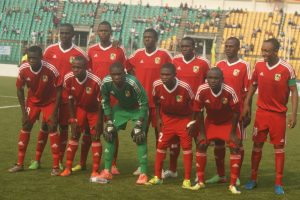 CAN U-17 les Diables rouges du Congo