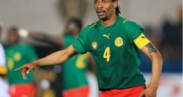 Rigobert Song, ex-capitaine des Lions indomptables, dans le coma après un AVC, sera transféré en France ce mardi