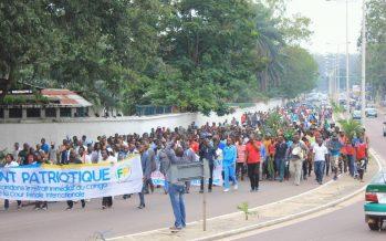 Congo: une marche à Brazzaville pour le retrait du Congo de la Cour pénale internationale