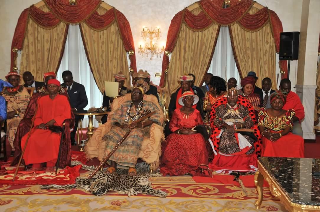 Congo : les sages et les rois s'impliquent dans le retour à la paix au Pool