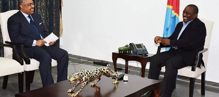 RDC : Premier tête à tête entre Joseph Kabila et son nouveau premier ministre Samy Badibanga