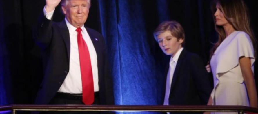 Donald Trump sera le 45e président des Etats-Unis