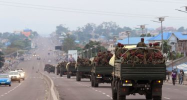Kinshasa quadrillé par les forces de l'ordre