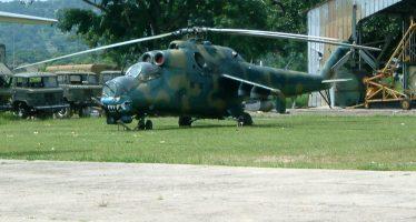 Congo Brazzaville : Ces hAi??licoptA?res de combat qui dAi??fraient la chronique