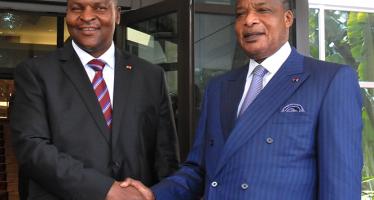 Reconstruction de la Centrafrique : le Congo offre 1 milliard de FCFA, l'opposition grince les dents